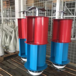 generatore di turbina verticale del vento di asse 300W