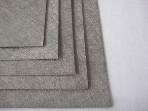 Filtro de fibra de metal Media (BZ, CZ, DZ)