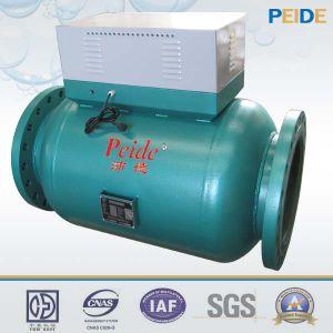 Equipamento elétrico de descalcificação para sistema de circulação de água de refrigeração industrial