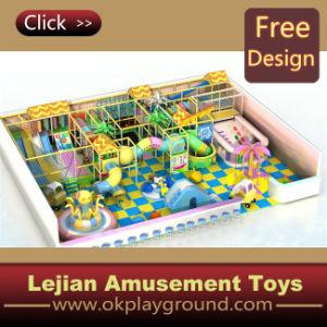CE JEU D'Aventure douce construction Terrain de jeux intérieur de l'équipement (ST1415-2)
