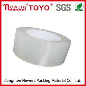 Sensible a la presión de OPP de cinta de embalaje de cartón el sellado