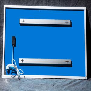 Стена или установленный потолком белый подогреватель панели иК инфракрасного