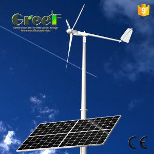 Solarhybrides Rechnersystem des Wind-2kw für Hauptgebrauch