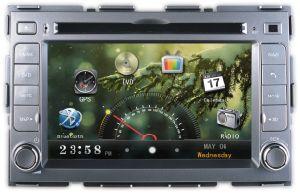 1 DIN DVD проигрыватель/1 DIN 7 дюймовый DVD плеер (GPS/Bluetooth/ ТВ) (S367)