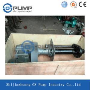 China-Fabrik-Erzeugnis-vertikale zentrifugale Schlamm-Pumpe für Bergbau