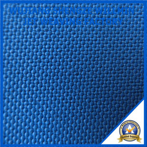 Antibacterial+ Fr Fire Retardant+UV Resistant PU Coated DTY 300d Microfibre 옥스포드 Fabric
