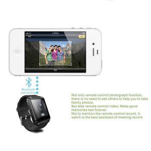 Moda Promocional Bluetooth Smart Gift Watch (U8)