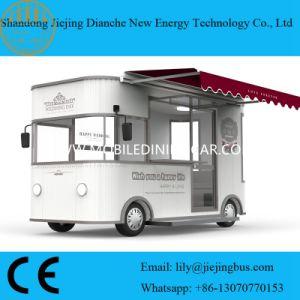 De Hotdog van de Fabriek van China/de Vrachtwagen van de Sandwich voor Verkoop