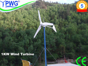 1kw, 2kw, 3kw, 5kw, 10kw Horizontal Wind Power Generator