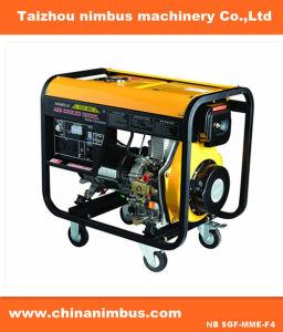 여십시오 Frame 230V Diesel Generator (NB 5GF-MME-F4)를