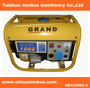 Petite 110V Essence générateur (NB1500DC-5)
