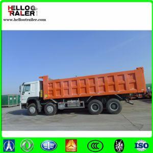 Caminhão basculante comercial Sinotruk HOWO 8X4 Hw76cab