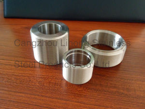 1-1/4  l'acciaio inossidabile 316 DIN2999 chiude il capezzolo dal tubo