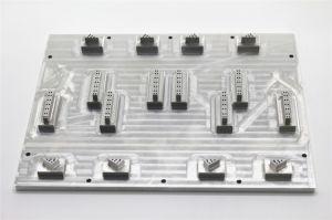 LO SGS di iso ha certificato il fornitore qualificato la Cina piccola parte di giro di macinazione di CNC di precisione del macchinario di taglio del collegare del tornio di MOQ per l'industria della prova del telefono mobile