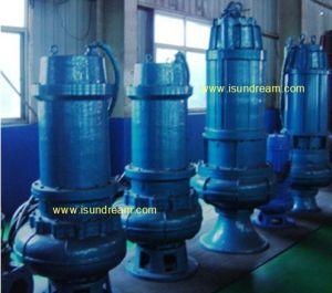 La bomba eléctrica sumergible de aguas residuales 50 wq15-8-0.75-600wq4000-20-315
