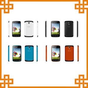 Baixo preço duplo SIM WiFi TV Dual Standby 4.0 Tela de Toque do telefone celular