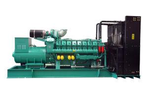 60Hz 2000kw 2500kVA Power Plant Diesel Generator Set