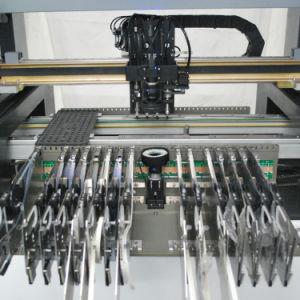 SMT coger y colocar la máquina (T4).