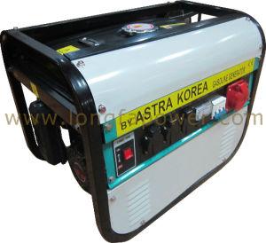 3段階AC Output Type Silent Home 3kVA Gasoline Generator