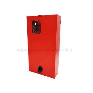 Custom Series de casos de descargas, extintor, caja de resonancia