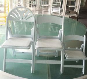Verious Design에 있는 백색 Resin Folding Chairs