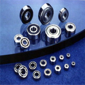 Heißes Sale High Speed und Low Noise Chrome Steel Miniature Bearing
