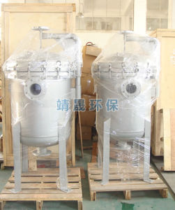 Filtro de Mangas Multi - Las cajas de acero inoxidable Multi Sistema de filtración de la bolsa de ronda