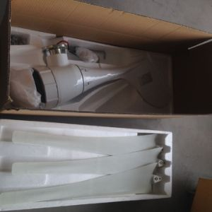 generador de turbina chino trifásico de viento de 500W 12V/24V/48V con precio competitivo