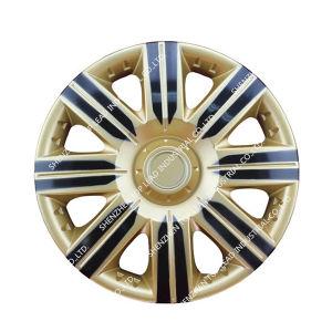 ABSおよびPP材料12 13 14 15インチのの高さの品質のホイール・カバー、ホイール・キャップ