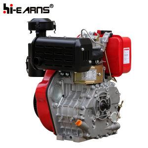 Motore diesel con colore di colore giallo dell'asta cilindrica della scanalatura (HR192FB)