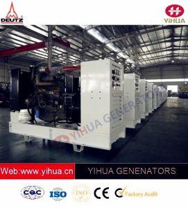 L'eau de refroidissement en KW 20-320Yihua-Deutz 50Hz Générateur Diesel[IC180228b']