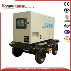 Beinei 144kw 180kVA 공기 냉각 디젤 엔진 Genset