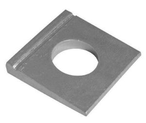 Rondelles coniques carré en acier inoxydable DIN435