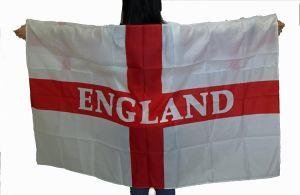 2018 La Russie le corps du ventilateur de la Coupe du Monde de l'Angleterre drapeaux (32 Coupe du Monde de la qualification des équipes)