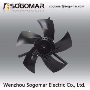 Ventilatore assiale di rame del acciaio al carbonio di Dia300mm con le pale del metallo