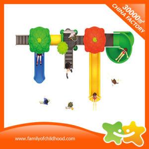 De multifunctionele Plastic Dia van de Apparatuur van de Speelplaats voor Verkoop