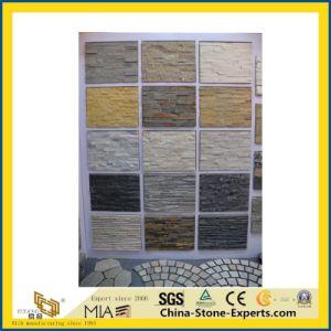 Multicolor/Blanc/Noir/Rouge/vert/bleu/jaune/beige / gris/marron Pierre d'ardoises pour toiture carrelage mural/toit/décor intérieur/extérieur