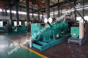 diesel 24kw che genera il generatore diesel di Cummins dell'insieme con 30kVA potere principale Genset