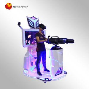 заводская цена 9d-Flight Simulator Vr 9d Gatling съемки