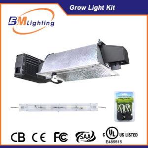 Gran cantidad de lúmenes de lastre de halogenuros metálicos de lámpara LED 600W Kit de luz crecer lastre Digital 630 luces crecer CMH con informe de ensayo