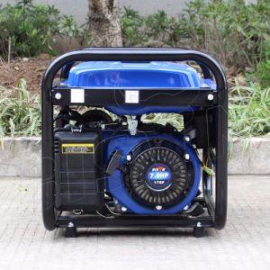 Bison-neuer Typ 2kw Benzin-elektrischer Generator-Preis für Verkauf