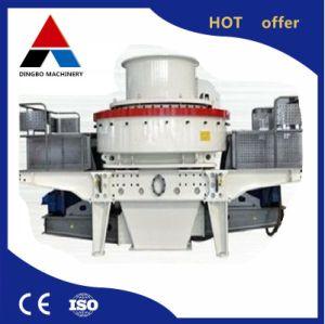 Trituradora móvil de trituración de piedra, la máquina, el VSI Arena que hace la máquina