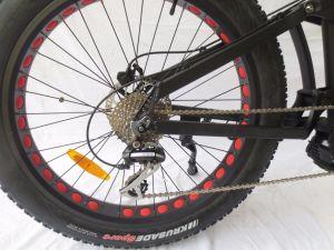 Queene/8fun Bafang mi moteur d'entraînement de la BBS02 suspension totale de matières grasses des pneus de vélo électrique 48V1000W Montagne Vélo électrique avec batterie au lithium cachés