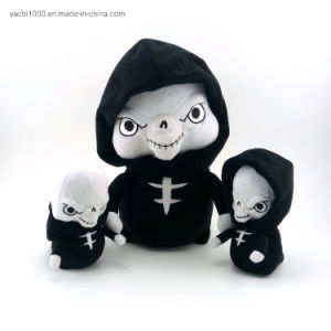 Carnaval de peluche suave Plush Halloween Ghost Kids Juguetes Muñecas