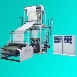 二重層の放出の回転式ヘッドフィルムの吹く機械