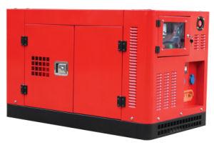 50Hz leiser Typ 92kw 115kVA Dieselgenerator mit Cummins-Dieselmotor