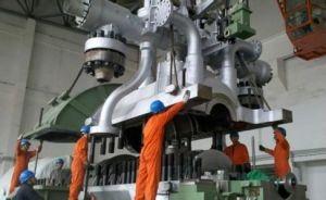 Contrapressão Multi-Stage a turbina a vapor