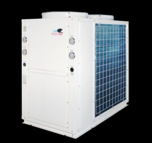Pompe à chaleur commerciale des unités d'eau chaude