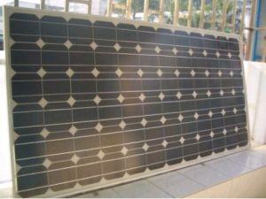 Monocristalline et carte cellule solaire au silicium polycristallin Module (INT-S-001)