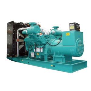 gruppo elettrogeno diesel 60Hz 700kVA 560kw